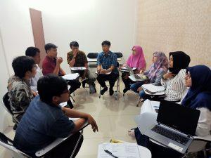 Rapat Kerja untuk Rencana Sistem Pendidikan Tahun 2020