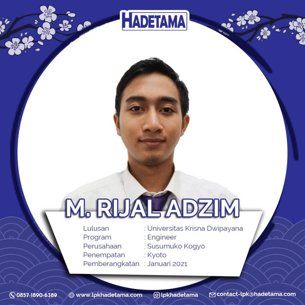 Muhammad Rijal Adzim